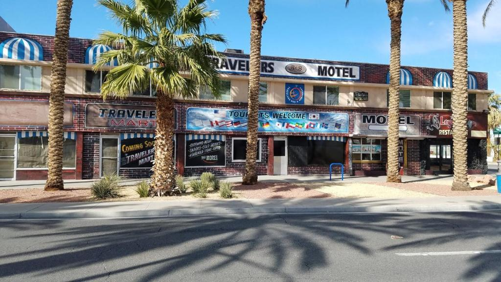 Travelers Bed & Breakfast Las Vegas
